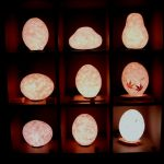 AC-0084 variety of Washi lamps