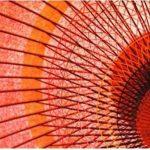 """AC-0060 Durable Water Repellent (DWR) coated Washi umbrella, ø44"""""""