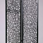 """AC-0067 Washi partition, 20"""" x 84"""" each panel"""