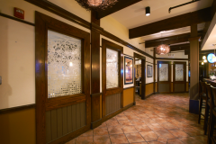 Washi Art Doors For Japanese Style Bar & Restaurant