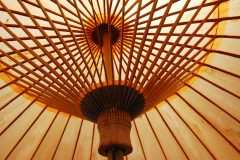 Wagasa - Japanese Style Paper Umbrella Restoration